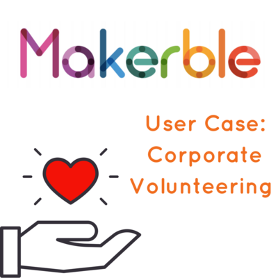 User case  corporate volunteering